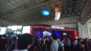 TOKYO GAME SHOW 2016にて